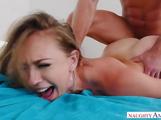 Kagney Linn Karter Humping In The Bed With Her Fun Bags - COPULATE MOVIE