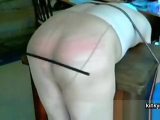 Whipping the big fat nylon ass be incumbent on my slave Donna