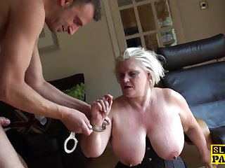 curvy british sub dominated helter-skelter roughsex