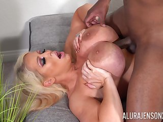 Exclusive adult porn with Alura Jenson