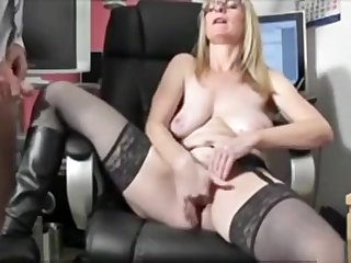 Dirtytina - Die Sekretaerin Part2