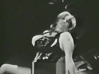 Seductive Show be incumbent on Belly Dancers (1970s Vintage)