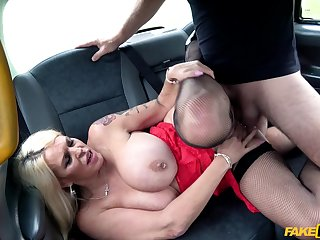Pierced nipples Shannon Blue gets say no to cunt pounded like never before