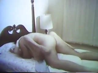 Gorgeous milf with a nice plump ass gets pounded