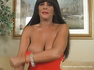 Despotic crude MILF with big tits gets fucked about the ass