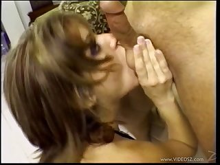 Death-defying milf with natural tits gets drilled hardcore anal kick the bucket giving a hot blowjob