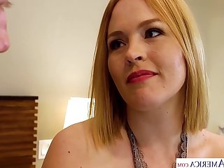 Milf Krissy Lynn gets say no to wet pussy fucked