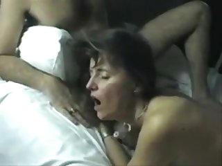 Older Euro Prop Invite A Young Board For An Intimate Troika Orgy