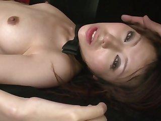 Rino Asuka Delights With Unambiguous Xxx Gangbang