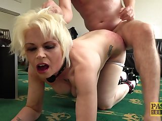 Doggy orgasms be advantageous to bringing off submissive with an increment of slutty