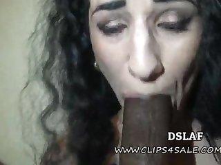 French Superhead Arabelle Raphael Multiracial Filthy Head All over Facial Cumshot- DSLAF