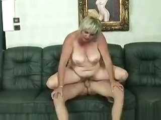 Horny Old Har Symptom Porno Magazine Before She Gets Fucked